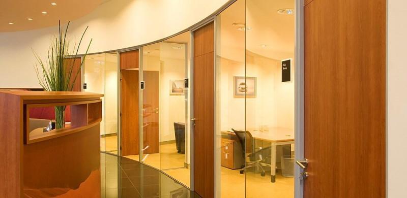 Jakie dobrać drzwi do biura?