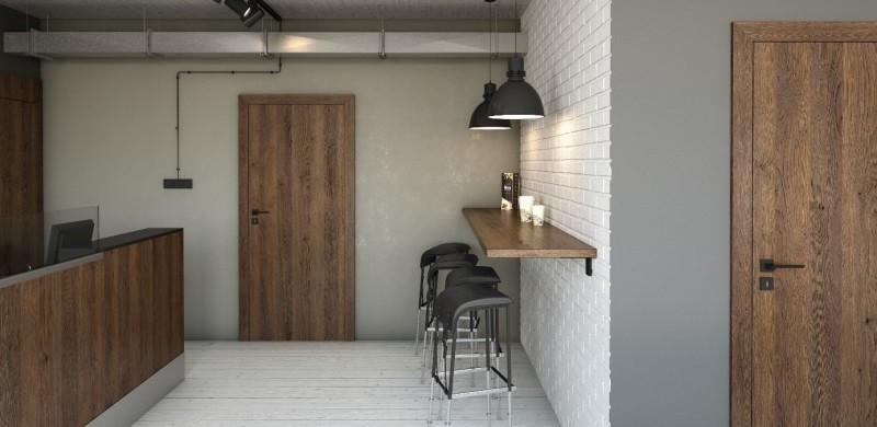 Porta RESIST – wytrzymałe piękno surowego drewna