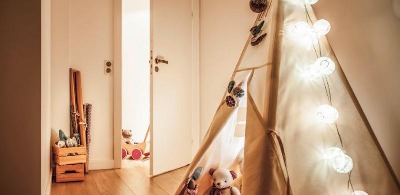 Róż i niebieski to sztampa? 10 zasad jak stylowo urządzić pokój dziecka.