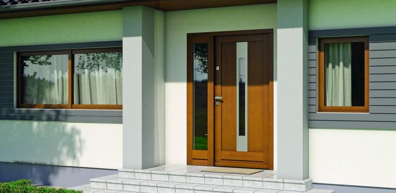 Jakie drzwi zewnętrzne wybierzesz do swojego domu?