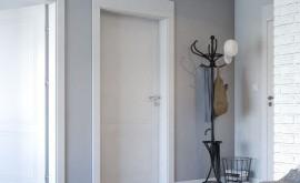 Drzwi Porta w minimalistycznych wnętrzach