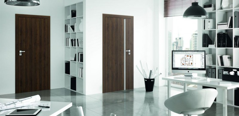 Porta Resist - Drewniane drzwi idealne do biura