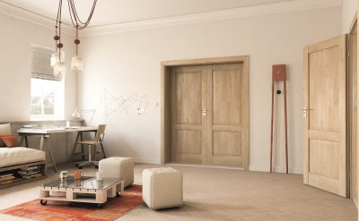 Interior doors Porta BALANCE  Portaperfect 3D veneer **** South Oak