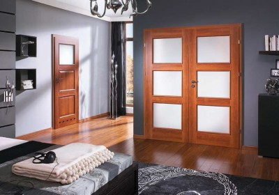 Interior doors Porta NOVA 6.1 Portadecor veneer *** White Walnut