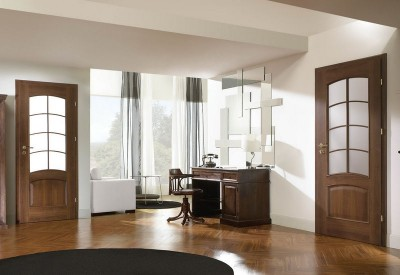 Interior doors Porta NOVA 2.1 Portaperfect 3D veneer **** Oak California