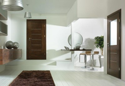 Interiérové dvere Natura TREND A.4 Prírodná dýha Select **** Dub