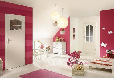 Interior doors MINIMAX  Acrilic paint ** White