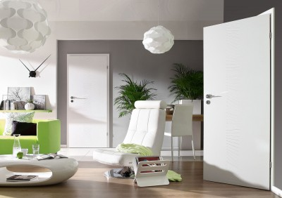 Interior doors Porta VECTOR V Premium Varnish **** White