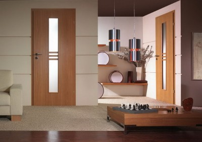 Interior doors Porta STYLE 1 CPL HQ 0.2 veneer ***** White Walnut