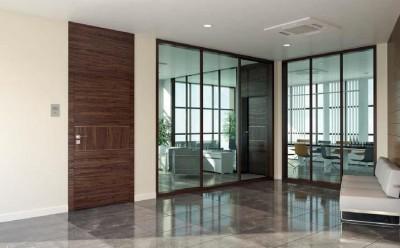 Drzwi wewnętrzne Porta LEVEL A.2 Okleina Portasynchro 3D *** Jesion Capri 1