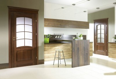 Interior doors Porta NOVA 4.4 Portaperfect 3D veneer **** Oak California