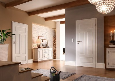 Interior doors Porta ROYAL Solid Premium Varnish **** White