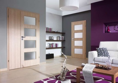 Drzwi wewnętrzne Porta CPL 5.1 Okleina CPL HQ 0,2 ***** Dąb Milano 5