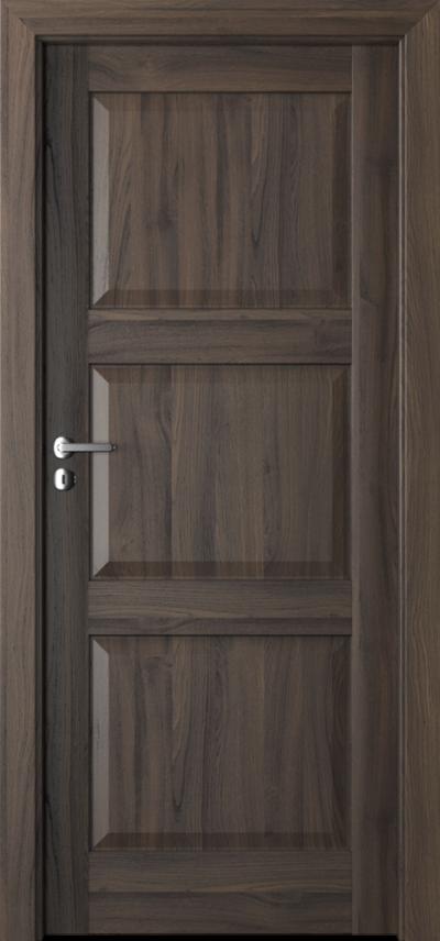 Interior doors Porta BALANCE  Portasynchro 3D veneer *** Dark Oak