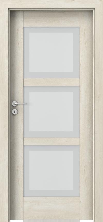 Drzwi wewnętrzne Porta INSPIRE B.3 Okleina Portaperfect 3D **** Dąb Skandynawski