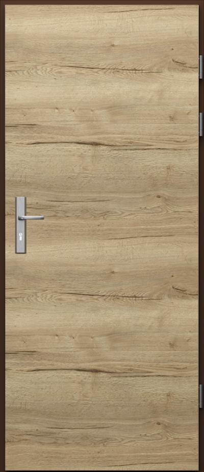 Podobne produkty                                  Drzwi techniczne                                  Akustyczne 27dB Płaskie - ukł. poziomy