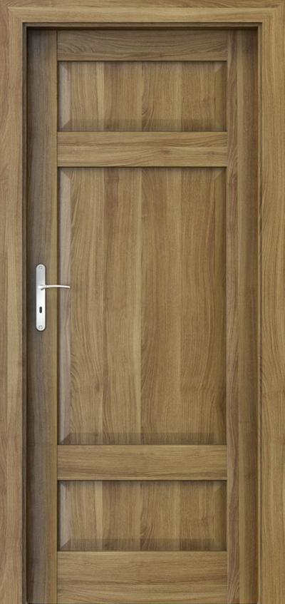 Drzwi wewnętrzne Porta HARMONY C.0 Okleina Portasynchro 3D *** Akacja Miodowa