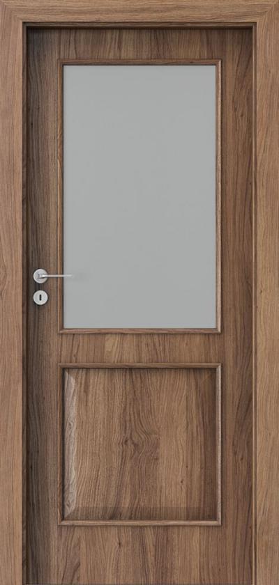 Interior doors Porta NOVA 3.2 Portaperfect 3D veneer **** Oak California