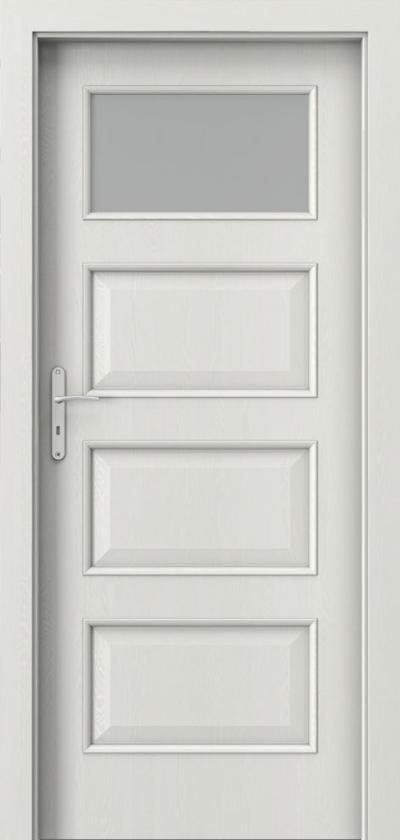 Drzwi wewnętrzne Porta NOVA 5.2 Okleina Portasynchro 3D *** Wenge White