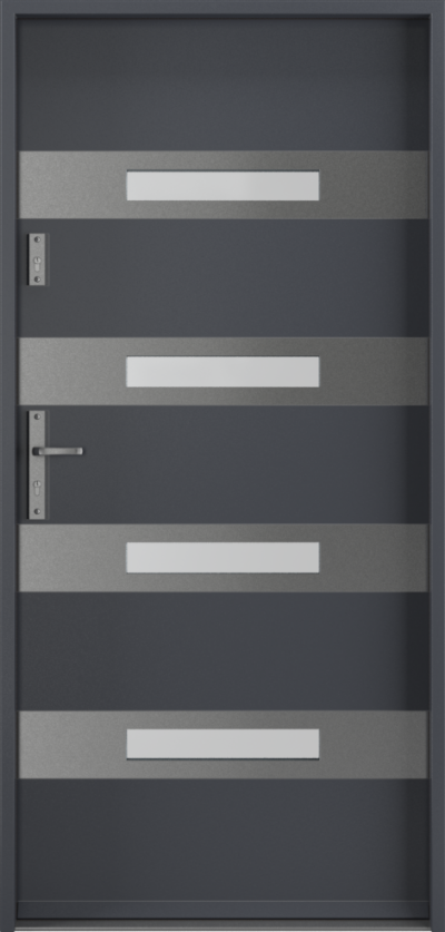 Podobne produkty Drzwi techniczne Steel SAFE RC3 F1