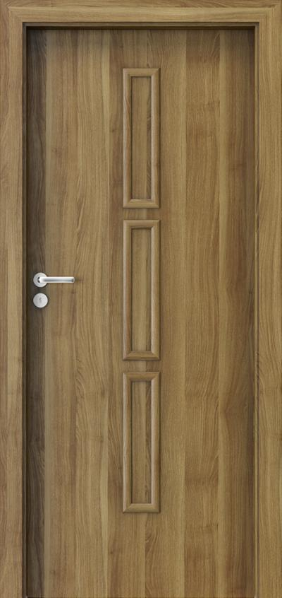 Drzwi wewnętrzne Porta GRANDDECO 5.1 Okleina Portasynchro 3D *** Akacja Miodowa