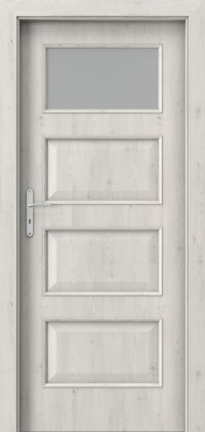 Drzwi wewnętrzne Porta NOVA 5.2 Okleina Portasynchro 3D *** Sosna Norweska