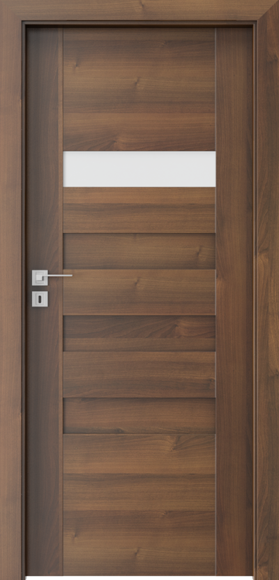 Interior doors Porta CONCEPT  Portadecor veneer *** White Walnut