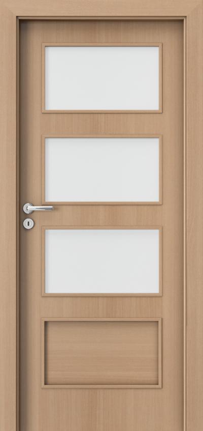 Interiérové dveře Porta FIT H.3 Laminát CPL HQ 0,2 ***** Buk Porta