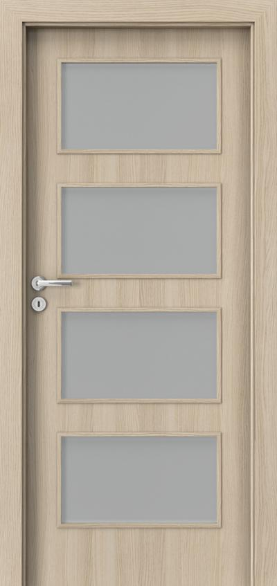 Drzwi wewnętrzne Porta FIT H.4 Okleina CPL HQ 0,2 ***** Dąb Milano 1