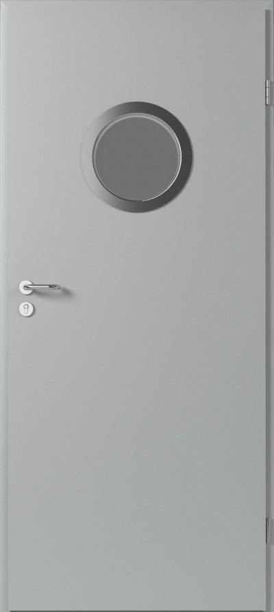 Drzwi techniczne Metalowe 4