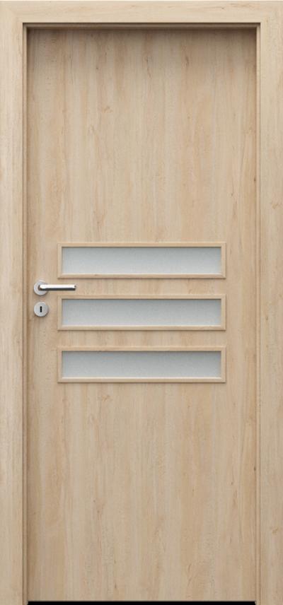 Drzwi wewnętrzne Porta FIT E.3 Okleina Portaperfect 3D **** Buk Skandynawski