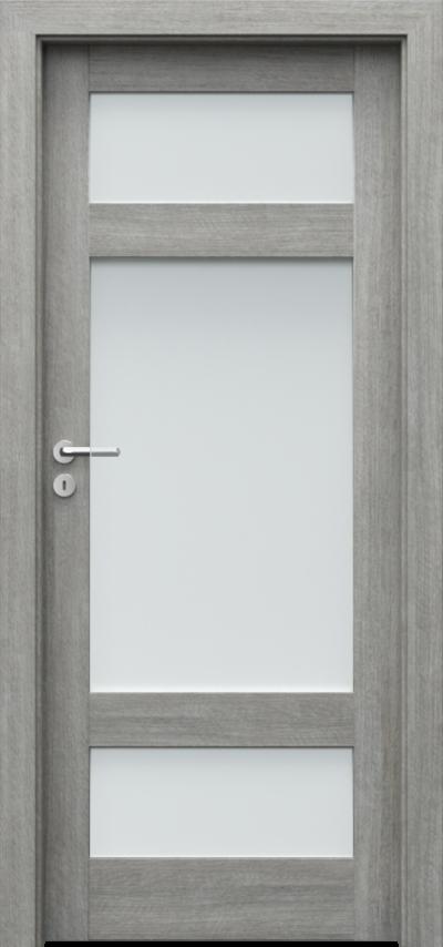 Drzwi wewnętrzne Porta HARMONY C.3 Portalamino**** Dąb Srebrzysty