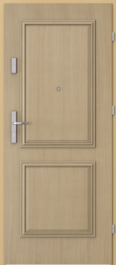 Podobne produkty Drzwi wejściowe do mieszkania OPAL Plus ramka 3 z panelem