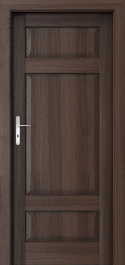 Drzwi wewnętrzne Porta HARMONY C.0 Okleina Portaperfect 3D **** Dąb Hawana