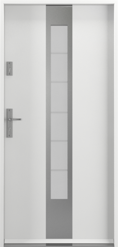 Drzwi wejściowe do domu Steel SAFE RC3 z Thermo E1