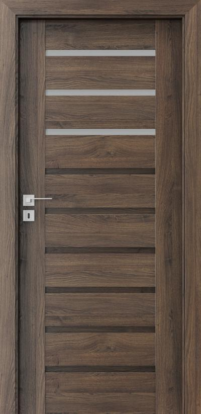 Interiérové dveře Porta KONCEPT A3
