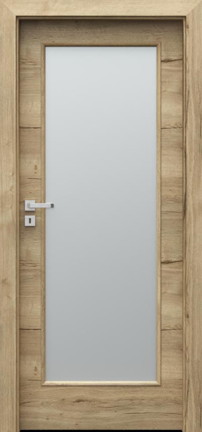 Drzwi wewnętrzne Porta RESIST 7.4 Gladstone/Halifax ****** Halifax Naturalny