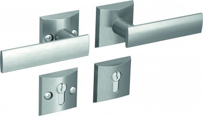 Complementary products – Accessories for doors CORTES set with a lever handle
