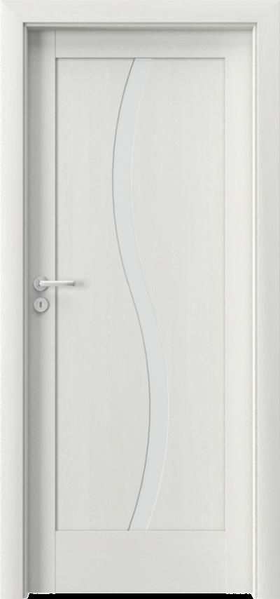 Drzwi wewnętrzne Porta VERTE HOME, E-F E.1 Okleina Portasynchro 3D *** Wenge White