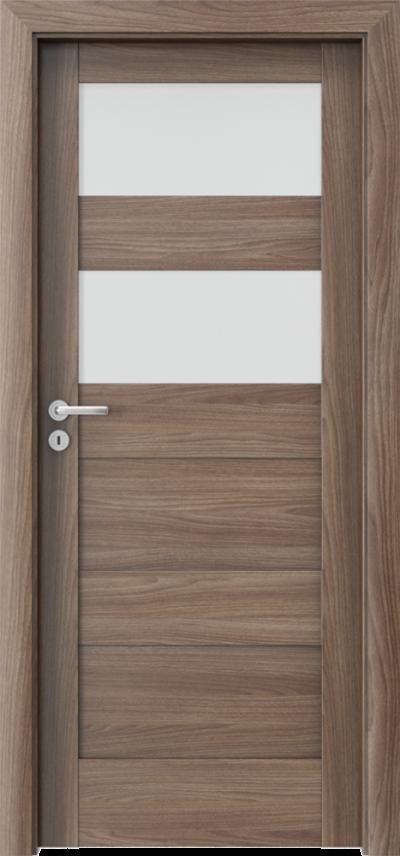 Drzwi wewnętrzne Porta VERTE HOME, L L.2 Okleina Portadecor *** Orzech Verona 2