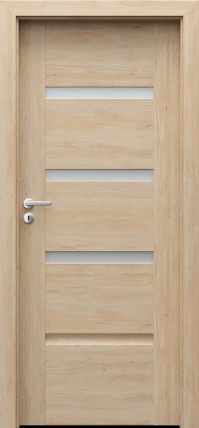 Drzwi wewnętrzne Porta INSPIRE C.3 Okleina Portaperfect 3D **** Buk Skandynawski