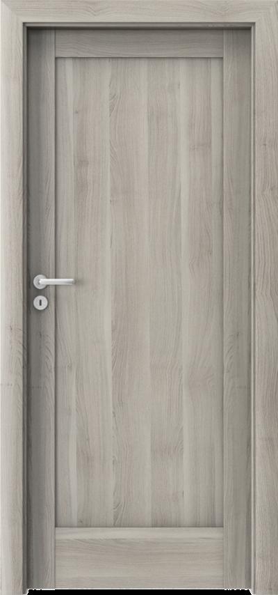 Drzwi wewnętrzne Porta VERTE HOME, E-F E.0 Okleina Portasynchro 3D *** Akacja Srebrna