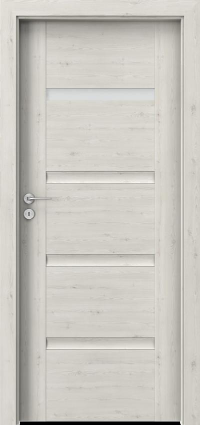 Drzwi wewnętrzne Porta INSPIRE C.1 Okleina Portasynchro 3D *** Sosna Norweska