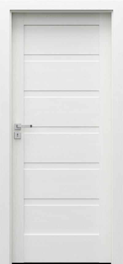 Drzwi wewnętrzne Porta VERTE HOME, H H.0 Okleina Portasynchro 3D *** Wenge White