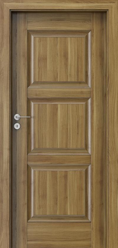 Drzwi wewnętrzne Porta INSPIRE B.0 Okleina Portasynchro 3D *** Akacja Miodowa