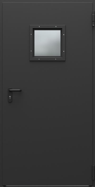 Podobne produkty                                  Drzwi techniczne                                  Steel EI 60 model 2