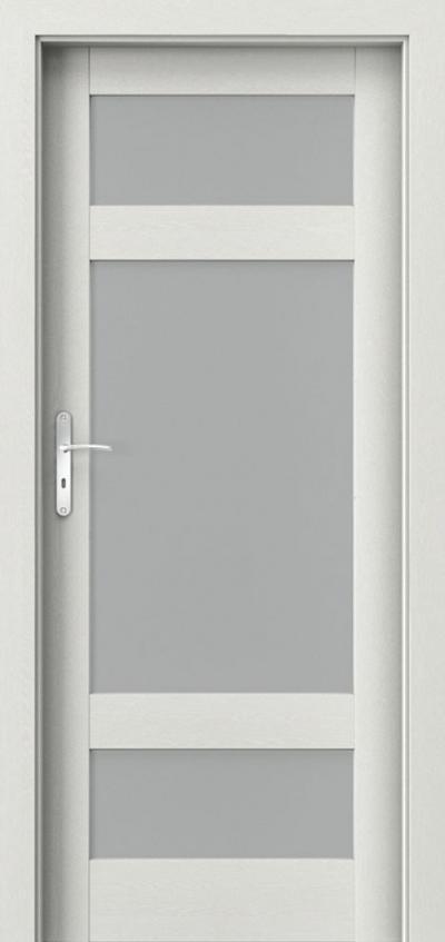 Drzwi wewnętrzne Porta HARMONY C.3 Okleina Portasynchro 3D *** Wenge White