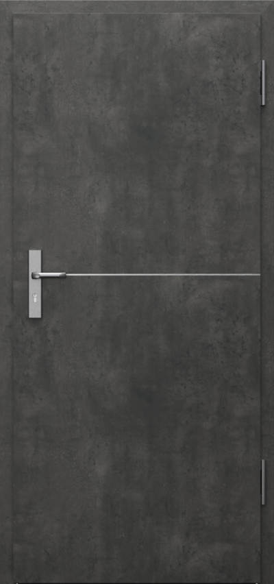 Drzwi techniczne INNOVO 37dB Intarsje 7
