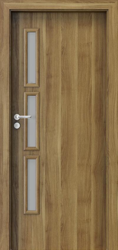 Drzwi wewnętrzne Porta GRANDDECO 6.2 Okleina Portasynchro 3D *** Akacja Miodowa