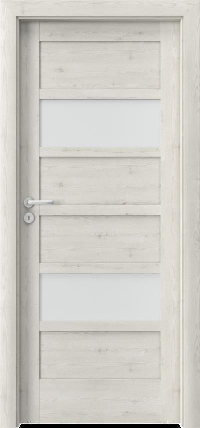 Drzwi wewnętrzne Porta VERTE HOME, A A.8 Okleina Portasynchro 3D *** Sosna Norweska